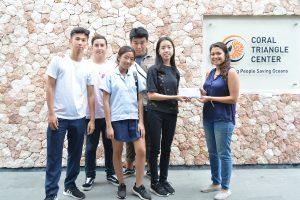 donation-sekolah lentera kasih-coral triangle